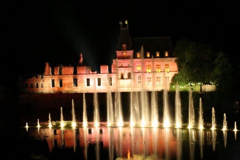 Spectacle Nocturne Puy du Fou 1