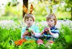 Camping à Pâques