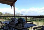 Road trip moto camping provence