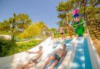camping avec parc aquatique