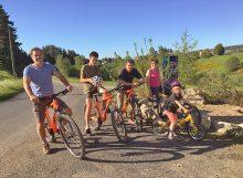 Balade à vélo Flower Campings Les Murmures du Lignon
