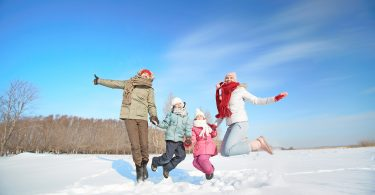 Flower camping ouvert l'hiver