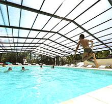 Flower Camping Campilo piscine couverte et chauffée