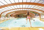 Flower Camping Le Fort Espagnol piscine couverte et chauffée