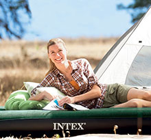 matelas gonflable Intex Raviday