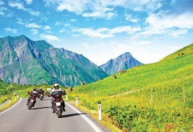Flower Campings pour motards