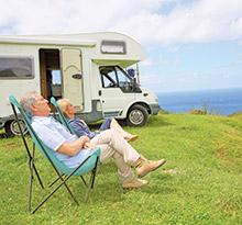 vacances en camping pour se reposer