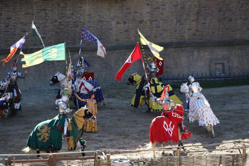 Gladiateurs Puy du Fou