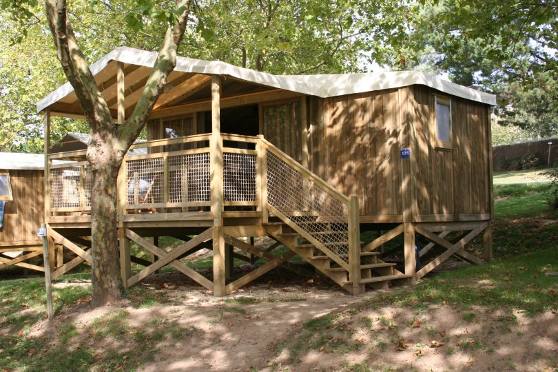Cabane Lodge - Cosy Flower ext