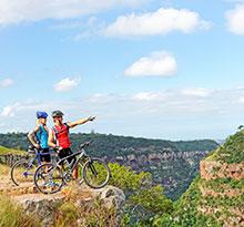 Découvrir les régions de France à vélo