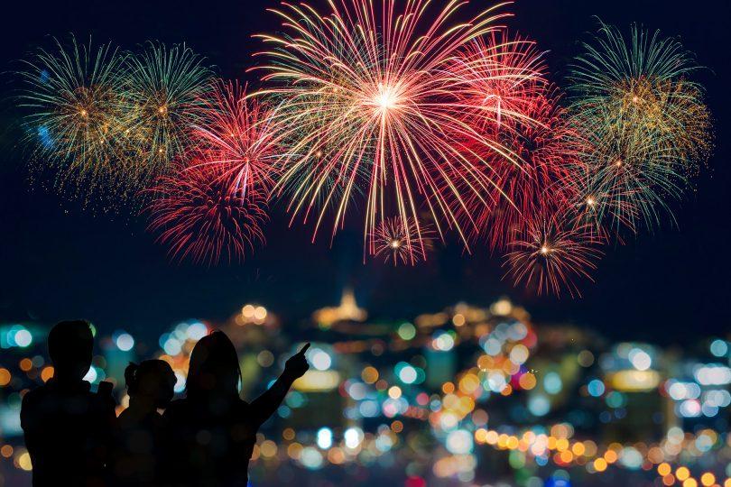 14 juillet plus beaux feux d'artifices Flower Campings