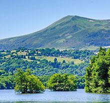 decouverte lacs et volcans en auvergne